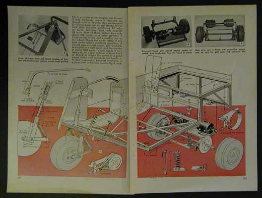Golf cart blueprints autos post for Golf cart plans